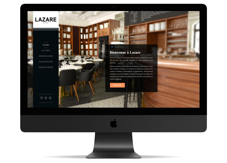 Lazare Paris